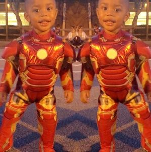 Other - Ironman Costume 2T